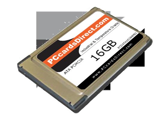 PCMCIA Cards