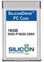16GB PCMCIA Card