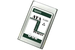 PCMCIA ATA PC Card